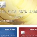 Credit & Debit Card PSD Template