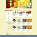 eCommerce PSD Website Template