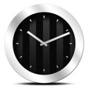 Realistic Modern Clock PSD