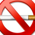 No Smoking Sign (PSD)