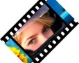 Photo Film Strip Icon PSD