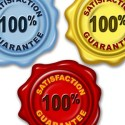 Satisfaction Guarantee Seal PSD