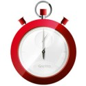Red and Blue Stopwatch PSD Icon