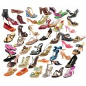 Women's Fashion Shoes Icon Images