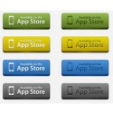 Customizable App Store Download Buttons