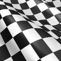 Black and White Checkered Flag Background