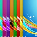 8 Colorful Abstract Background Images