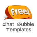Free Chat Bubble Template Collection