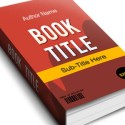 Hardcover Book Template PSD