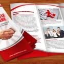 Free Tri Fold Brochure Photoshop Template
