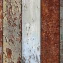 5 Rusty Metal Textures