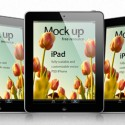 Editable iPad Photoshop Template