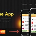 App Store Website Template