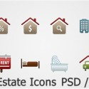 Free Real Estate Icon Set