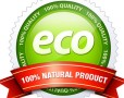 Eco Friendly Product Seal Template