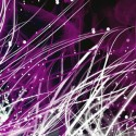 Creative Purple Abstract Background