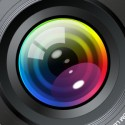 Vector Camera Lens Icon
