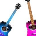 Acoustic Guitar Vector PSD
