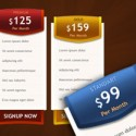 Photoshop Pricing Box Templates