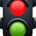 Traffic Light Vector Icon