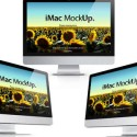 iMac Template Mockup for Photoshop