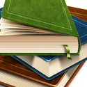Stack Of Books Icon (PSD)