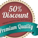 Discount Sticker Template (PSD)