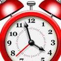 Alarm Clock Icon PSD & PNG