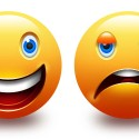 Smiley and Sad Emotion Icons (PSD)