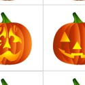 Halloween Pumpkin Stencil Templates