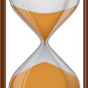 Hourglass Timer Icon (PSD)