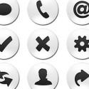 Round Button & App Icon Templates