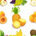 Vector Fruit Icons (EPS)
