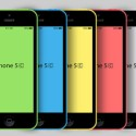 iPhone 5c Template Mockups for Photoshop