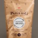Paper Bag Template Mockup