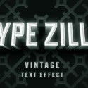 Vintage Movie Style Text Effect