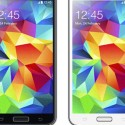 Samsung Galaxy S5 Template Mockup