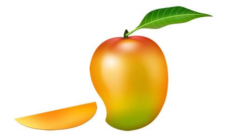 Mango Fruit PSD