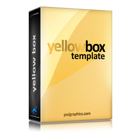 PSD Software Box