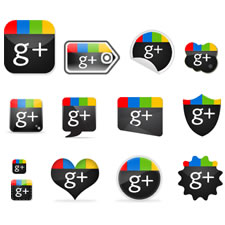 google-plus-1-icons