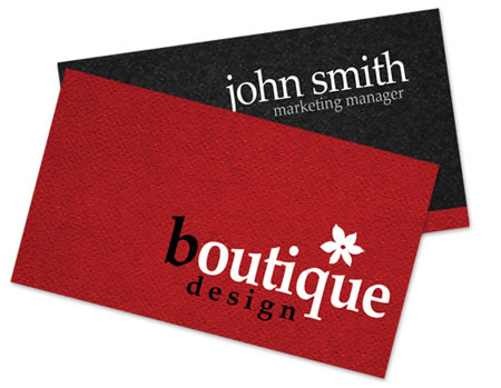 Red And Black Sided Textured Business Card PSD Template Download - 2 sided business card template