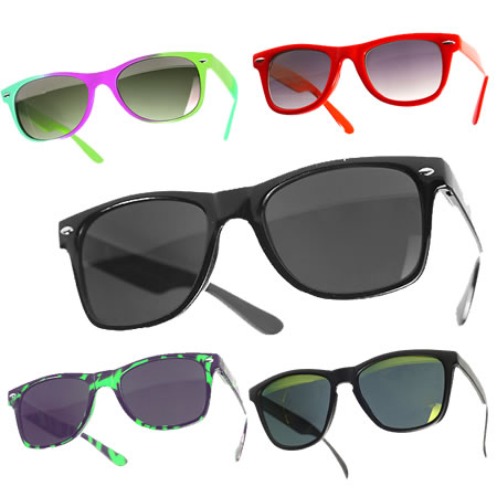 Sunglasses Styles  5 retro sunglass styles png image download