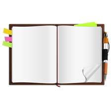 blank-open-notebook