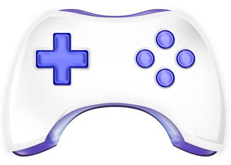GamePad Joystick PSD