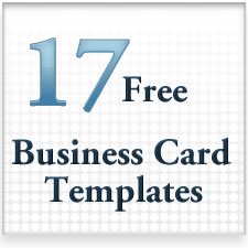 Free Card Templates To Print 17 Business