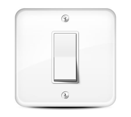 Toggle style light switch aloadofball Choice Image