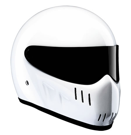Racing Helmet Template