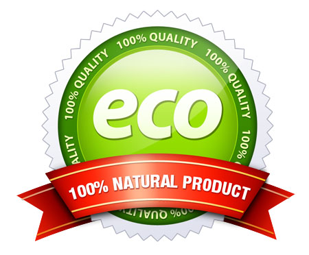 Eco Friendly product Seal