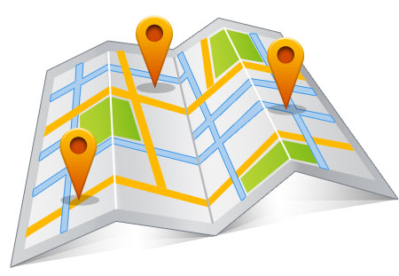 how to add business icon to google maps