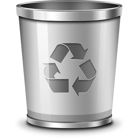 Recycle Bin Icon For Photoshop